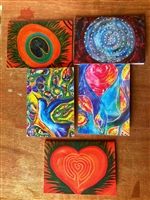 Many Blessings 5x Greeting Card Set